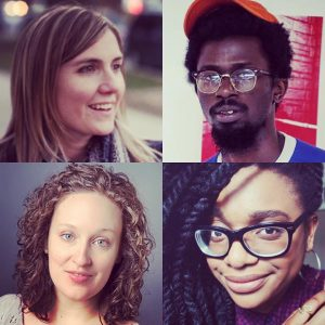 Why write about the arts??? Join BmoreArt at the Baltimore Book Festival for a chat with @strangerswithstyle blogger Olivia Obineme, @baltimoremagazine art editor Gabriella Souza, and @truelaurels magazine publisher Lawrence Burney this Saturday from 3-4 at The Ivy Bookshop stage!