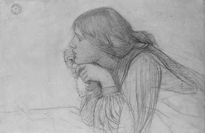 waterhouse drawing head 2