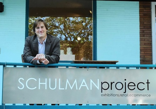 Schulman Project art gallery opens in Hampden
