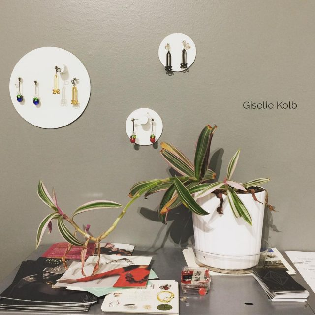Loving the displays amp this work by Giselle Kolb baltimorejewelrycenterhellip