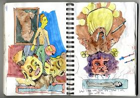 S33 - Sketchbook (Credit - Greg McLemore) - Small