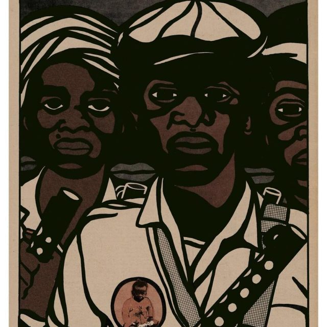 Emory Douglas Revolution in Our Lifetime in It Takes ahellip