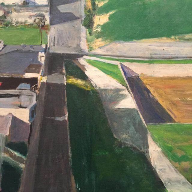 Richard Diebenkorn Cityscape 1 in Matisse Diebenkorn baltimoremuseumofart matisse diebenkornhellip