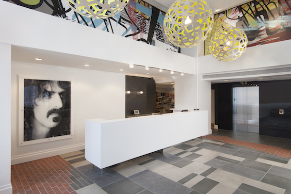 Brookshire Lobby