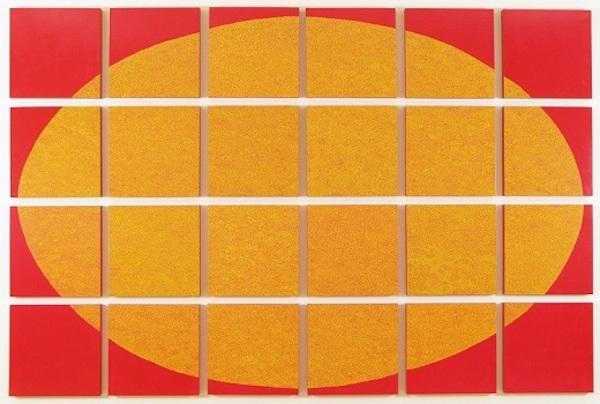 David Brown, Yellow Oval