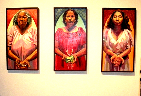 ChicanismoyLatinismo_threewomanpaintings