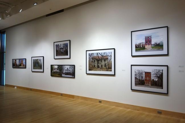 Ben Marcin, installation view
