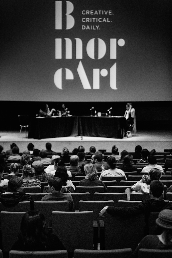 B-More Art Speaker Series