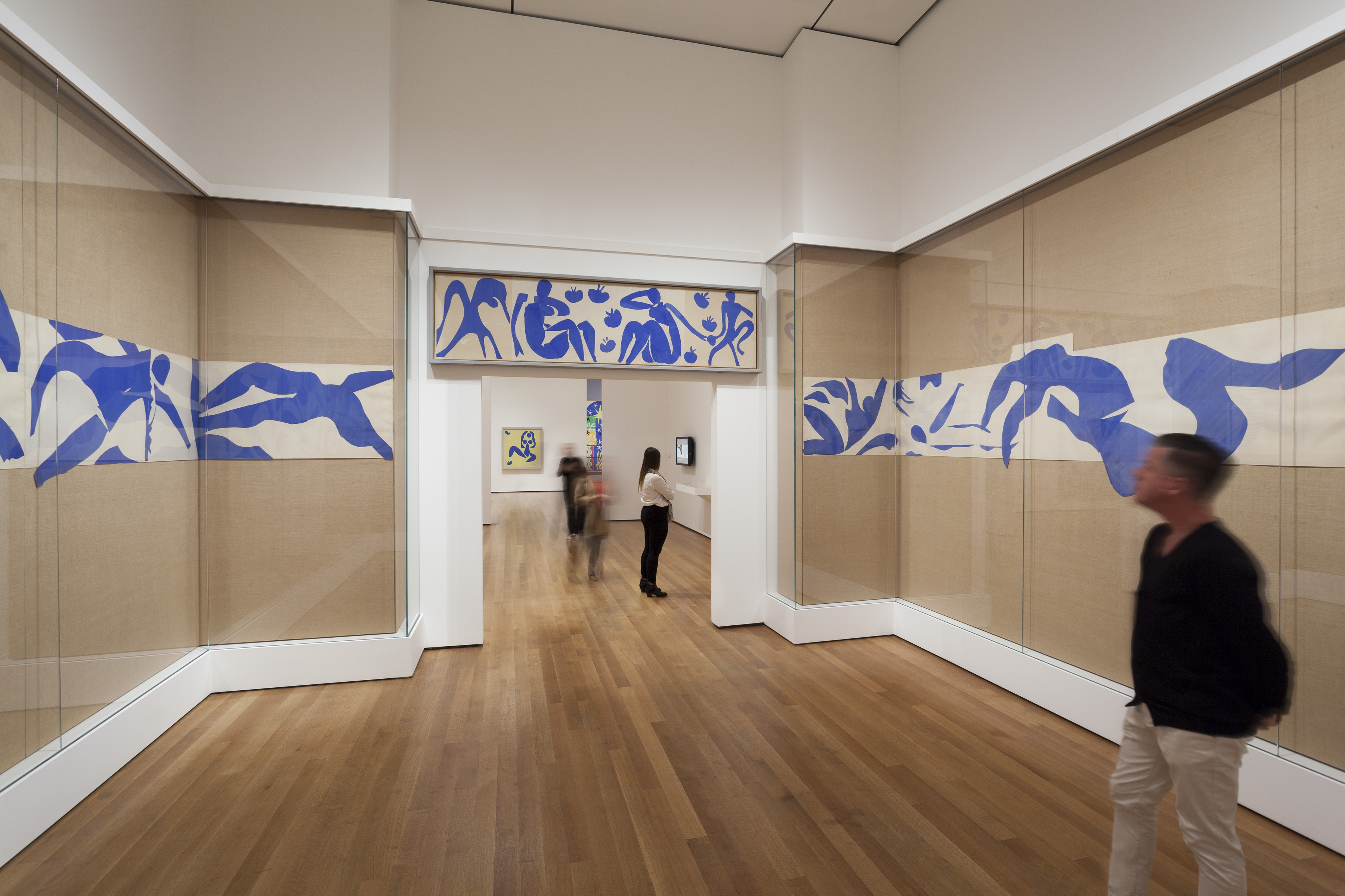 Matisse Cut Outs At Moma Bmoreart Baltimore