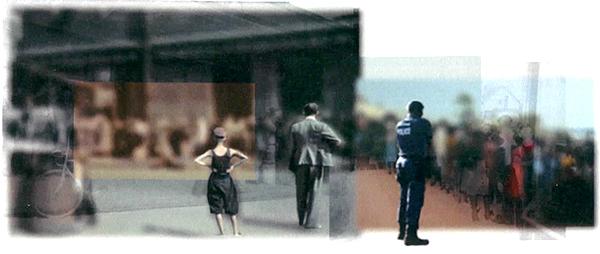 Regressing Progression 2 . Digital image. Jim Koerner