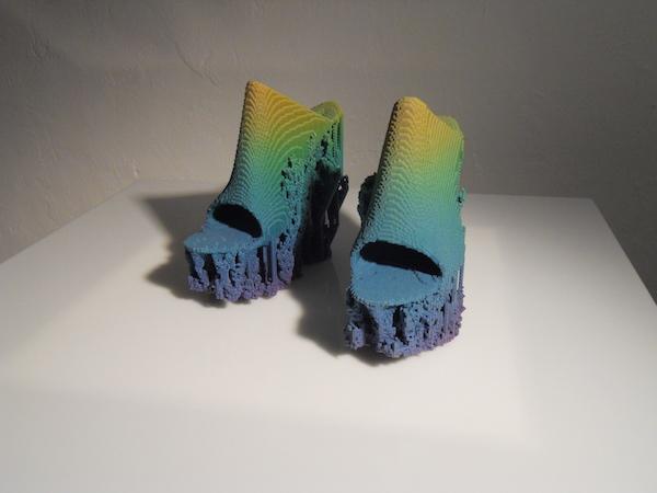 13 3d shoes