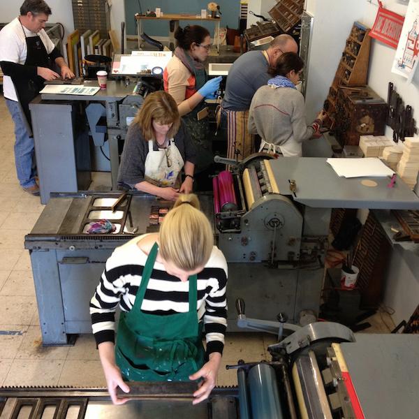 Baltimore Print Studios