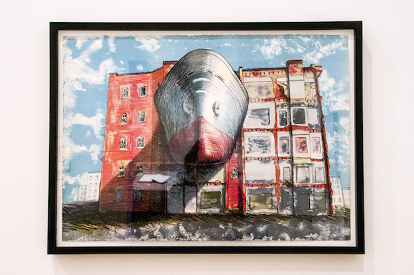 Toshio Sasaki_Bronx Project_1991