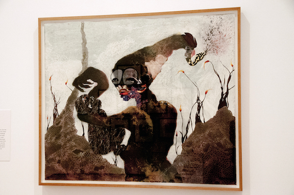 Wangechi Mutu_Second Born_2013