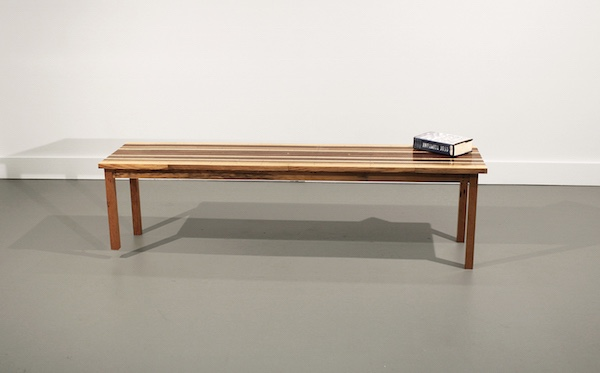 Infinite Jest Bench