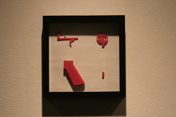 Work by Paul Rucker