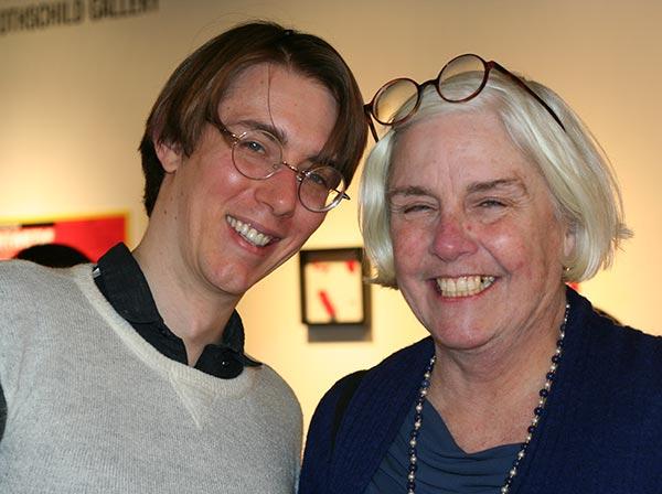 Jeffrey L. Gangwisch with Doreen Bolger