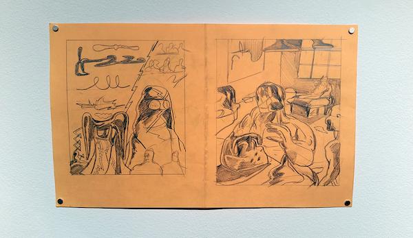OS Lale Westvind drawing