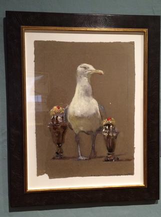 Butterscotch, Gull, and Hot Fudge Sunday, 2004