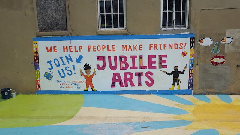 Jubilee Arts Celebration - photo by Jermaine T. Bell