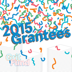 BmoreArt is a 2015 Grit Fund Grantee!
