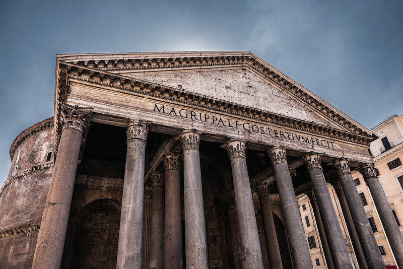 The Ancient Roman Pantheon