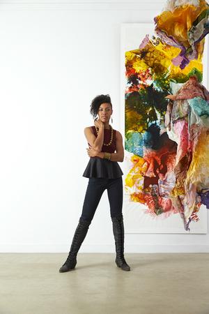 Maya Freelon-Asante