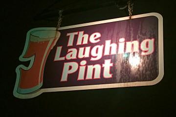 laughing pint