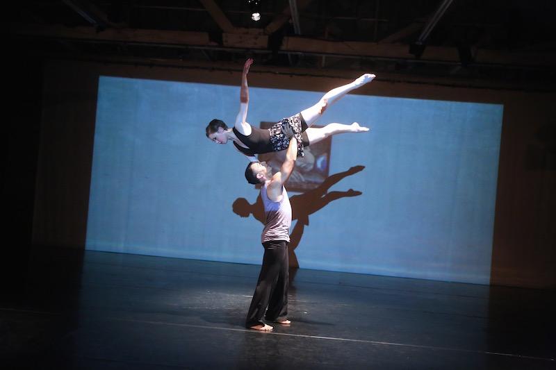 SHARP Dance 3 Credit Bill Hebert