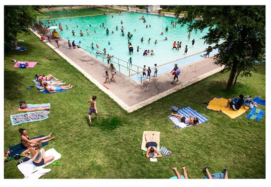 Austin Pool BMORE ART SHOW