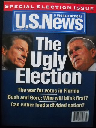 United States presidential election in Florida, 2000
