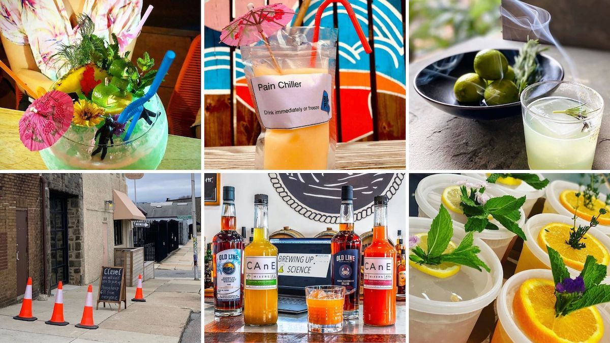 Quarantikis Margarita Buckets And Crushes To Go 20 Creative Solutions For Boozing Through Quarantine Bmoreart